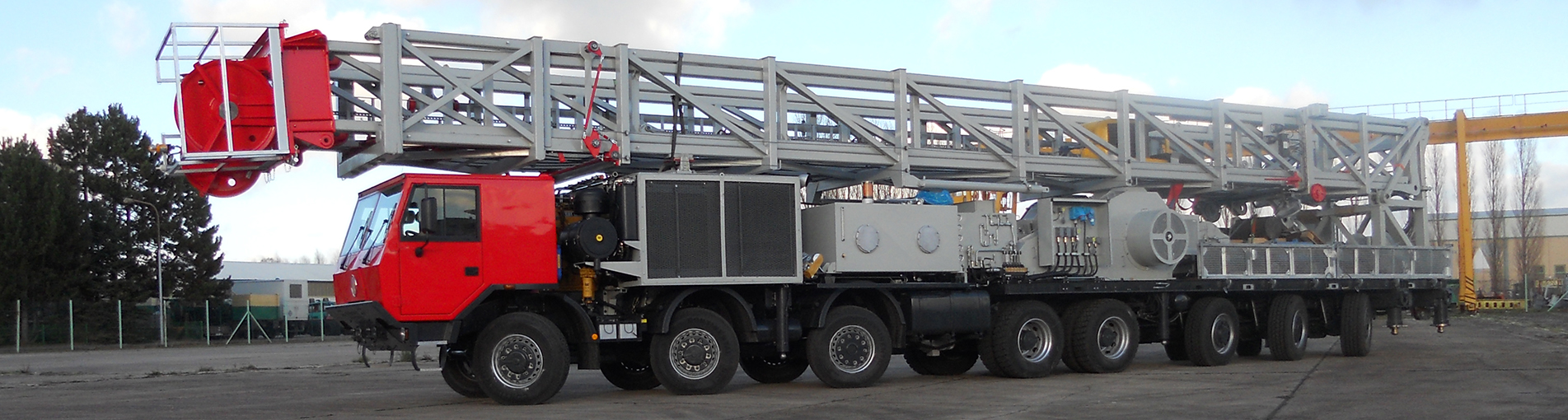 MD 250 Rig Series