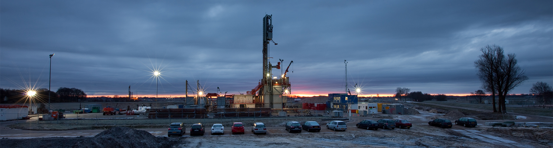 Vertical Drilling Rigs Onshore