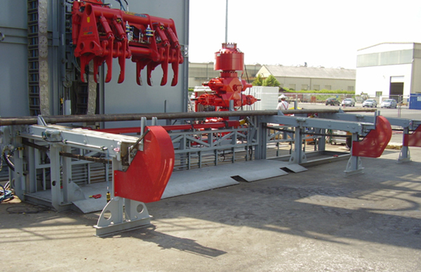 Automated Pipehandling System
